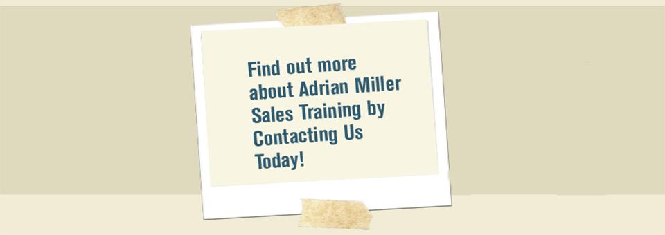 contact Adrian Miller