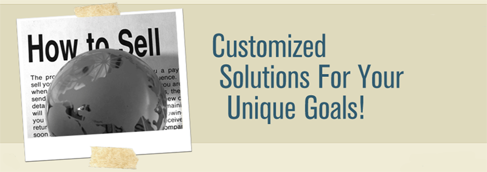 custom sales training solutions